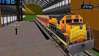 Train Racing Games 3D - Best Android Gameplay HD