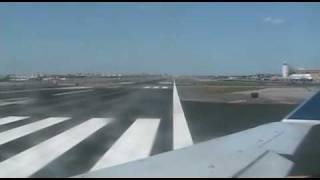 delta connection crj 900 takeoff lga