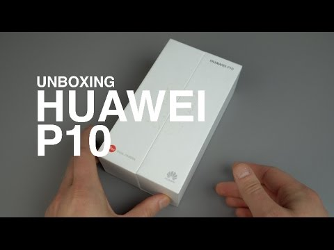 Thumbnail: Huawei P10 Unboxing and Hands-on