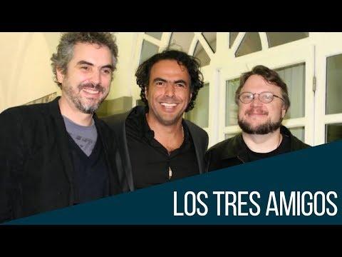 Los tres amigos: ¿Cómo se convirtieron Cuarón, Del Toro e Iñárritu en los mejores de Hollywood?