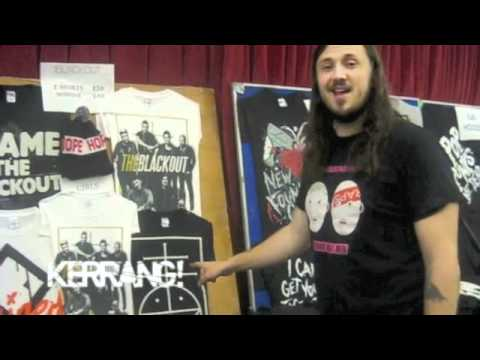 Kerrang! Podcast: The Blackout
