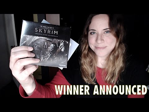 One Year Anniversary Giveaway Winner Announced!