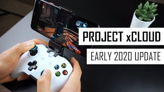 Xbox Project xCloud Revisited: Early 2020 Update!