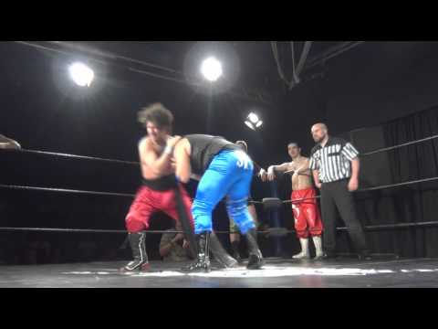 GWF BWN 9/ Young Lions vs 3DS vs CB4 vs Rene Shaw & Marty Fabz