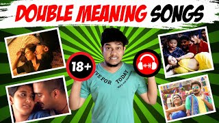 Tamilil Double Meaning Songs - இவ்ளோ நாள் இது தெரியாம போச்சே😱 My Reaction😜
