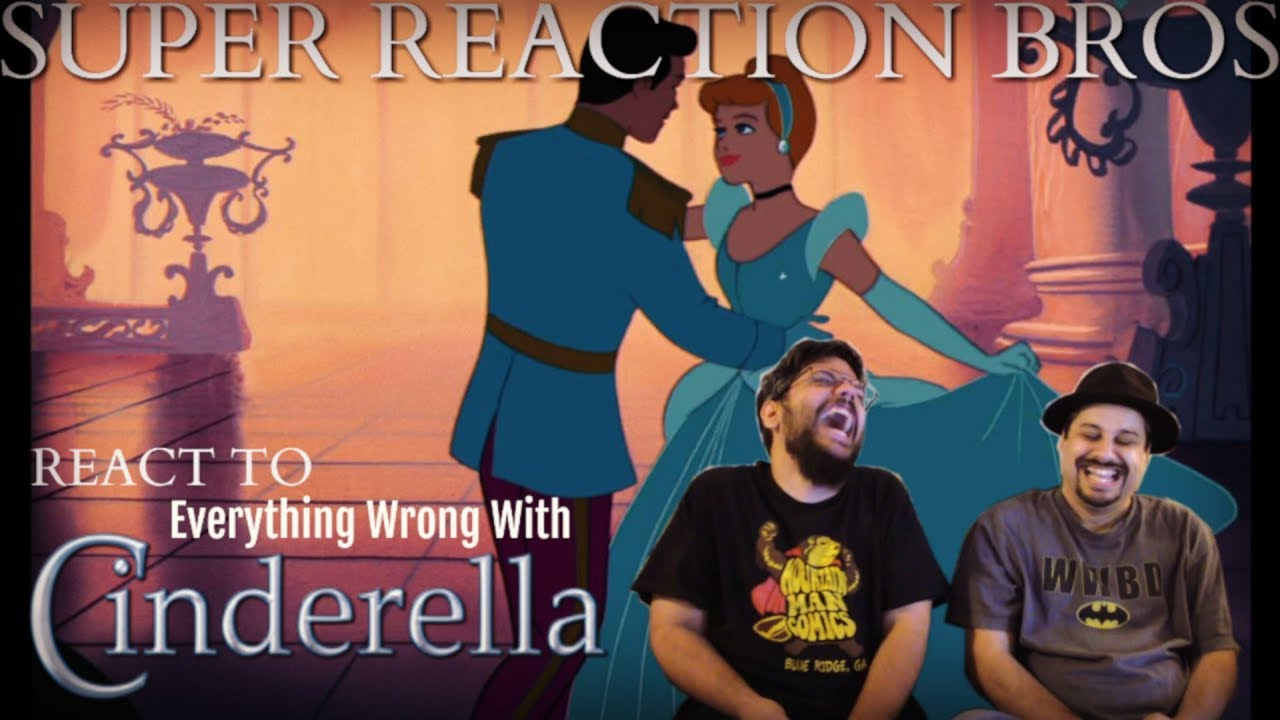 Download SRB Reacts to Everything Wrong with Cinderella (1950)