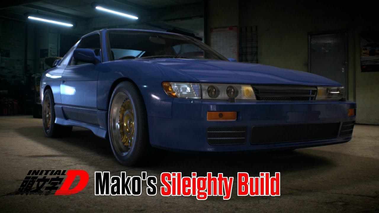 Need for Speed 2015   Initial D Mako's Sileighty Build ...