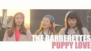 Puppy Love - Donny Osmond Cover by The Barberettes / 바버렛츠