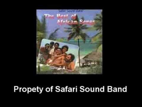 Клип Safari Sound Band - Jambo Jambo