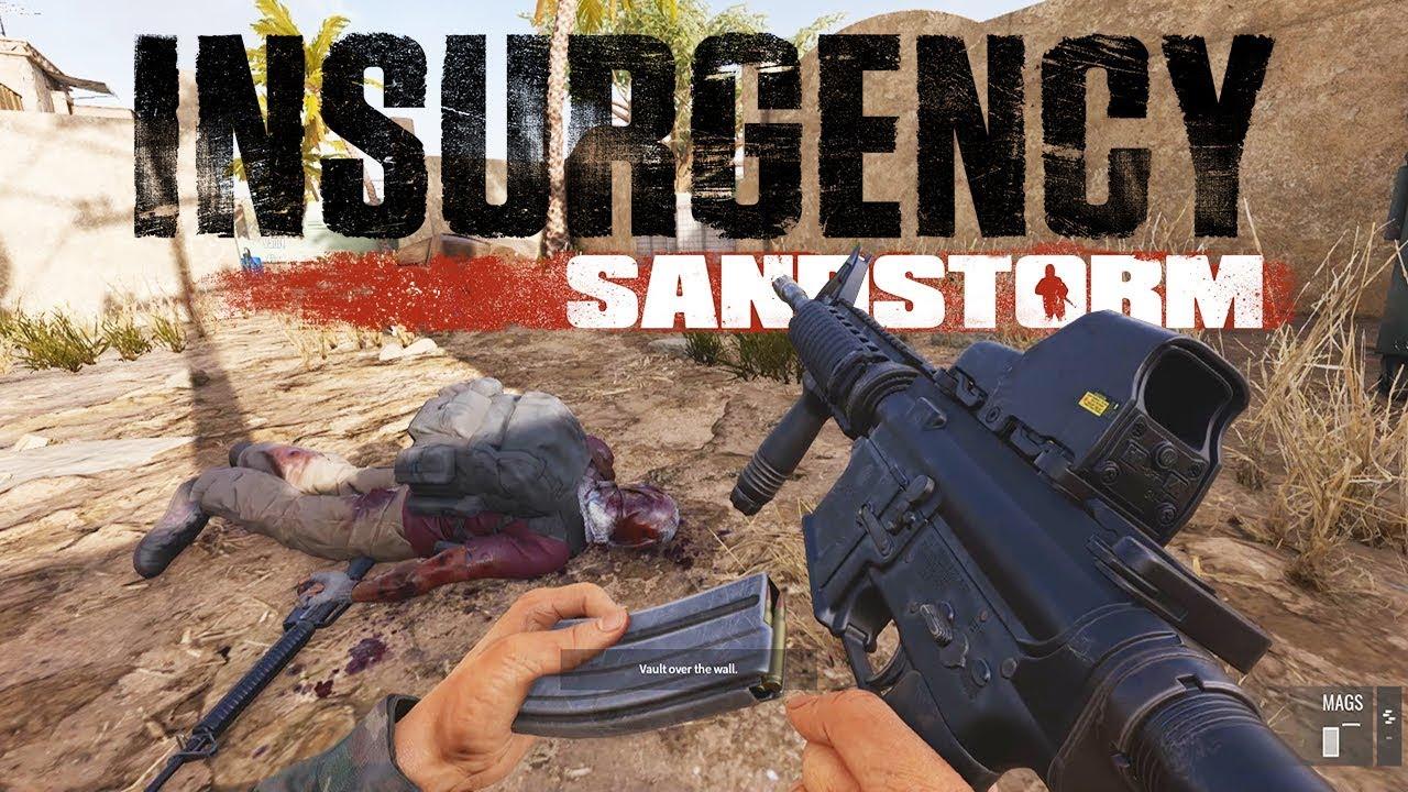 Insurgency: Sandstorm torrent download for PC