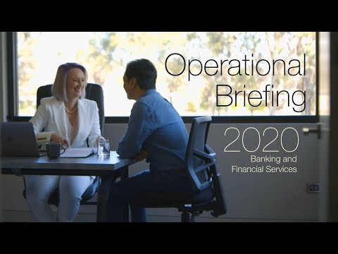 Macquarie Group 2020 Operational Briefing: Banking And Financial Services
