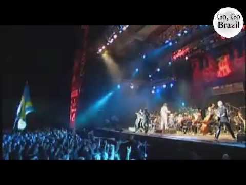 Shaman Here I Am + Orquestra 2009