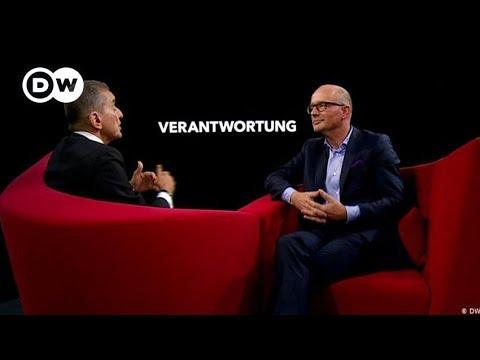 Auf Ein Wort...Verantwortung   DW Interview