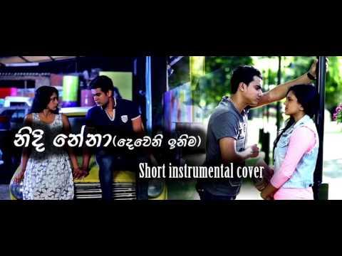 Nidi nena (Deweni inima) - instrumental cover | vishwa gopallawa