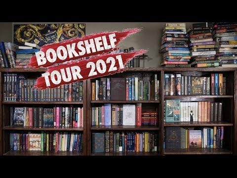 2021 Bookshelf Tour [CC]