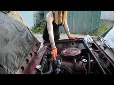 Замена ремня привода ГРМ на двигателях VW Golf 2 и Jetta 2