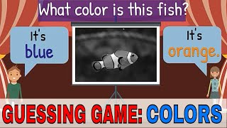 Color Game For Kids | English Classroom Games