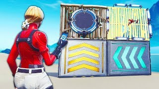 THE MORE BIG GLITCH of FORTNITE's CREATIVE MODE!!