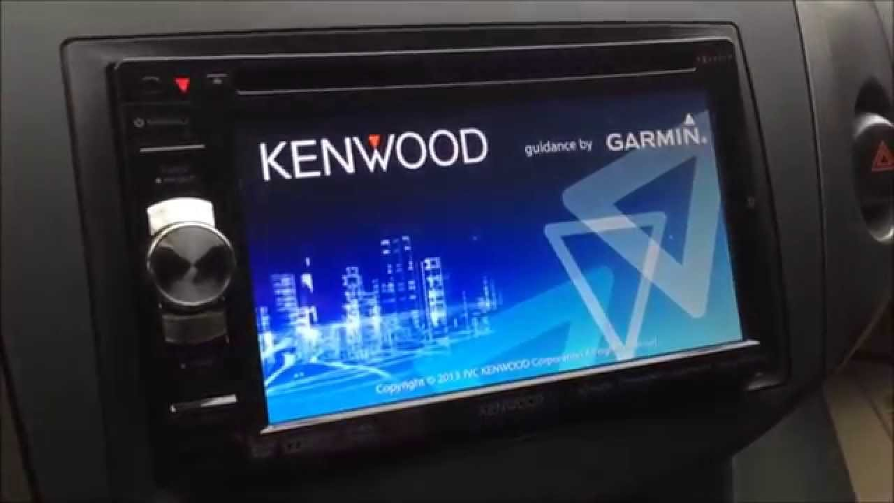 KENWOOD DNX690HD Multimedia Receiver Descargar Controlador