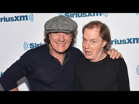 AC/DC: Angus Young's Signature School Boy Shorts // SiriusXM