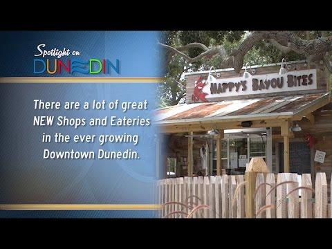 Downtown Dunedin is happening!