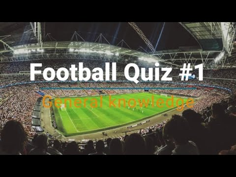 Football Quiz #1 | 10 Questions And Answers | Quiz Quest