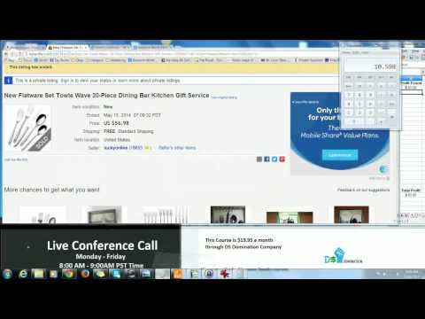 Found Over $300 Of Profitable Products- Drop Shipping Home Business Selling On Ebay Training