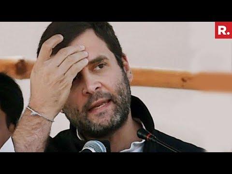 Why is Rahul Gandhi Silent On Manish Tewari's ''Abusive Tweet' For PM Modi