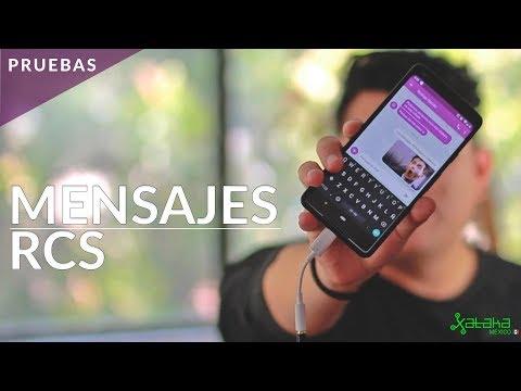 RCS, Probamos El WhatsApp De Google Y Telcel