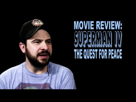 Movie Review: Superman IV: The Quest for Peace