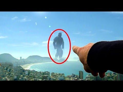 10 GÉANTS FILMÉS DANS LA VRAIE VIE | Dr Bot