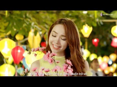 Nhạc Xuân Quảng Cáo Tết 2017 - Video Quảng Cáo Hay Nhất Cho Bé Yêu