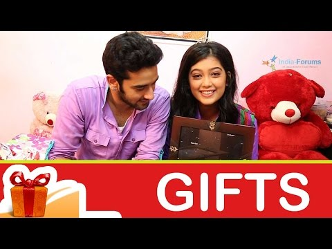 Digangana Suryavanshi and Vishal Vashishtha gift segment! - Part 02