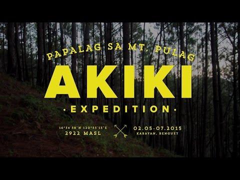 #Superheroes: Papalag Sa Mt. Pulag (Akiki Expedition)