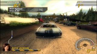 Flatout 2 (PC)-Special Derby Forest Cup