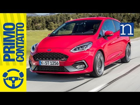 FORD FIESTA ST 2019 new sound! | Primo contatto