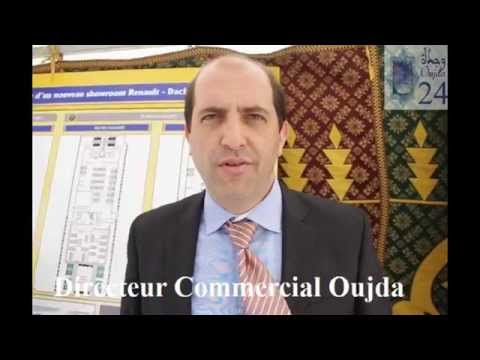 Renault à Oujda