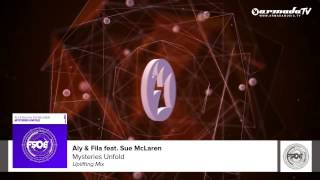Aly & Fila feat. Sue McLaren - Mysteries Unfold (Uplifting Mix)