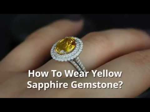 Купить Кольцо серебро с желтым топазом