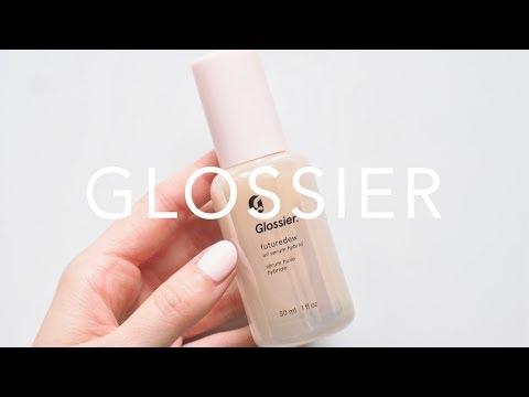 Glossier Futuredew | Glowy, Dewy Skincare Review thumbnail