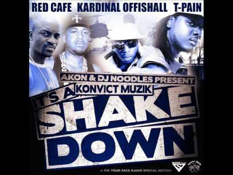 Red Cafe Ft Akon - Shake Down