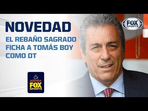 ¡TOMÁS BOY, NUEVO DT DE CHIVAS!