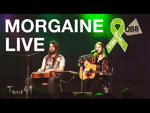 MORGAINE - BENEFIZKONZERT - OB8 Noten gegen Missbrauch [Live Video]