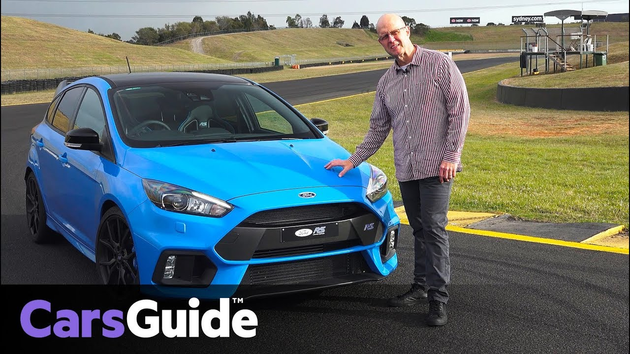 2018 Ford Focus Rs Limited Edition Review Youtube