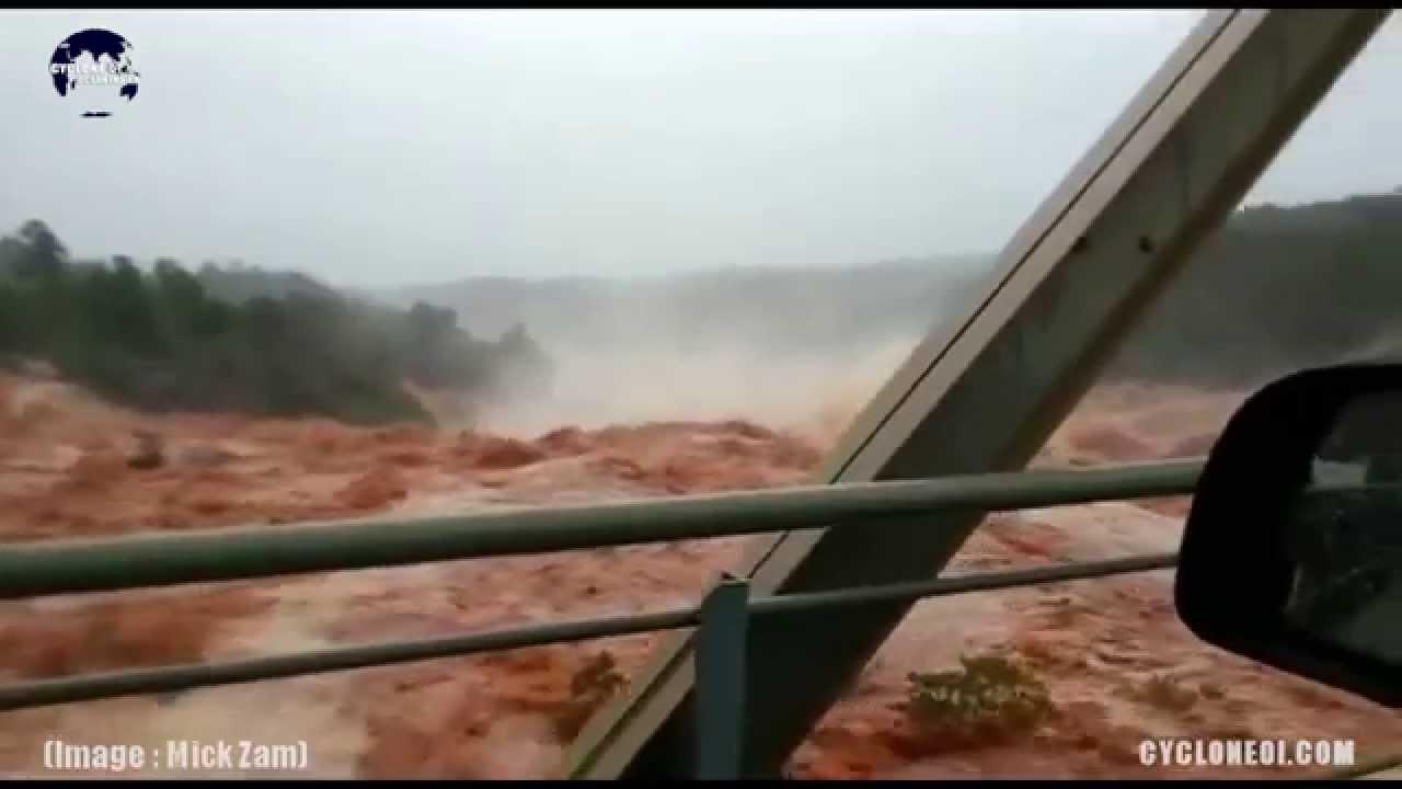 Tempête CHEDZA inondation à Madagascar (2015)