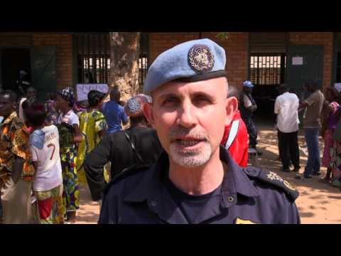 Central African Republic Elections 2015