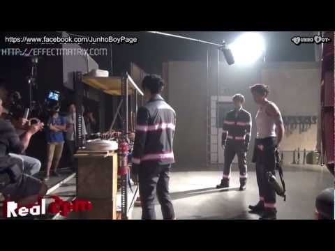 [Thai suB] [Real 2PM] Eversense making film Part.2