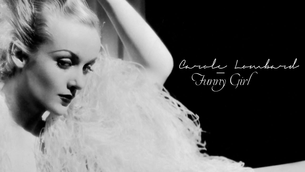 Honey, youre a funny girl    Carole Lombard - YouTube