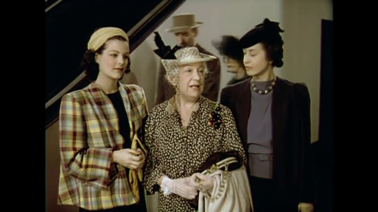 Vintage Fashion Film 1938