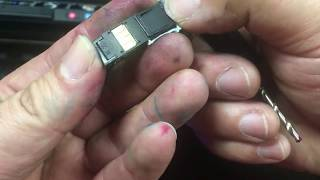 Remove & Transplant Chips for HP Instant Ink Cartridge 902 934 935 564 920 Video 2 Part 2